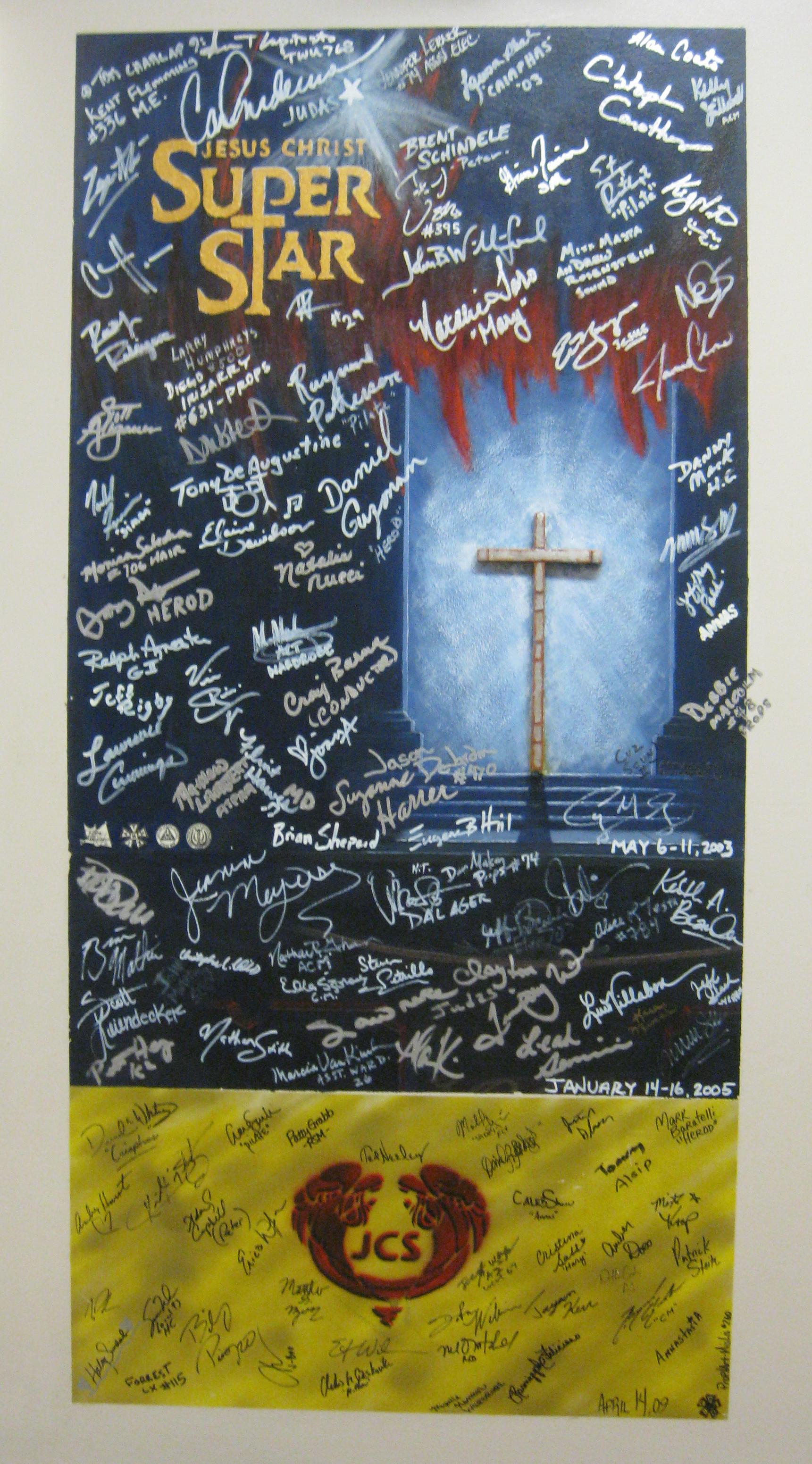 Jesus Christ Super Star 2005 & 2009.png
