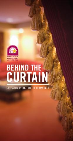 PPAC Report To The Community 2013/2014